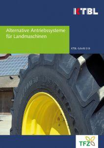 Alternative Antriebssysteme für Landmaschinen