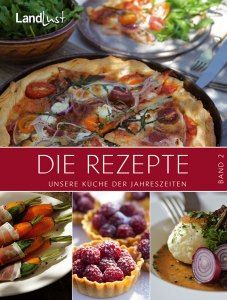 Landlust - Die Rezepte Bd. 2