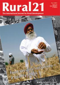 Rural 21 (engl. Ausgabe 3/2011)