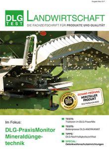 DLG-Test Landwirtschaft 1/2017