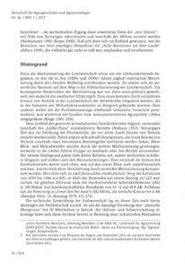 """""""Stille Revolution auf dem Lande""""? Formen und Wahrnehmungen des agrartechnischen Strukturwandels in den 1950/60er Jahren: das Pilotprojekt Brilon (Westfalen)"""