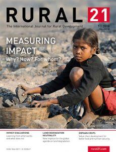 Rural 21 (engl. Ausgabe 1/2018)