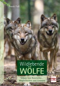 Wildlebende Wölfe