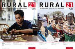 Rural 21 (engl. Ausgabe 2/2019)