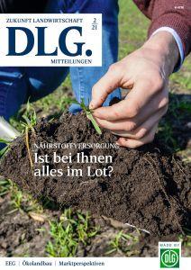 ABONNEMENT: DLG-Mitteilungen