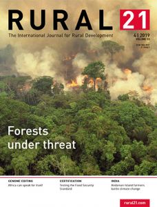Rural 21 (engl. Ausgabe 4/2019)